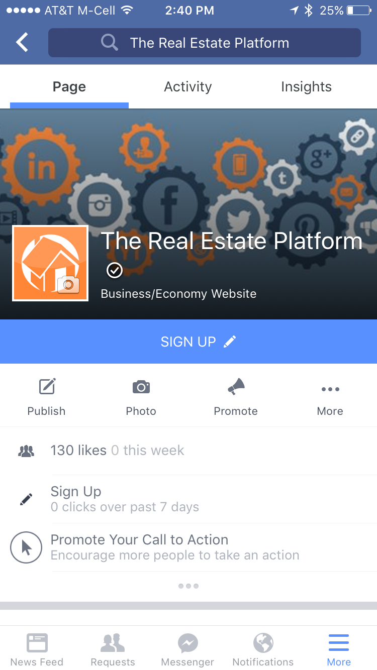 4 Ways To Improve Your Facebook Real Estate Page In Under