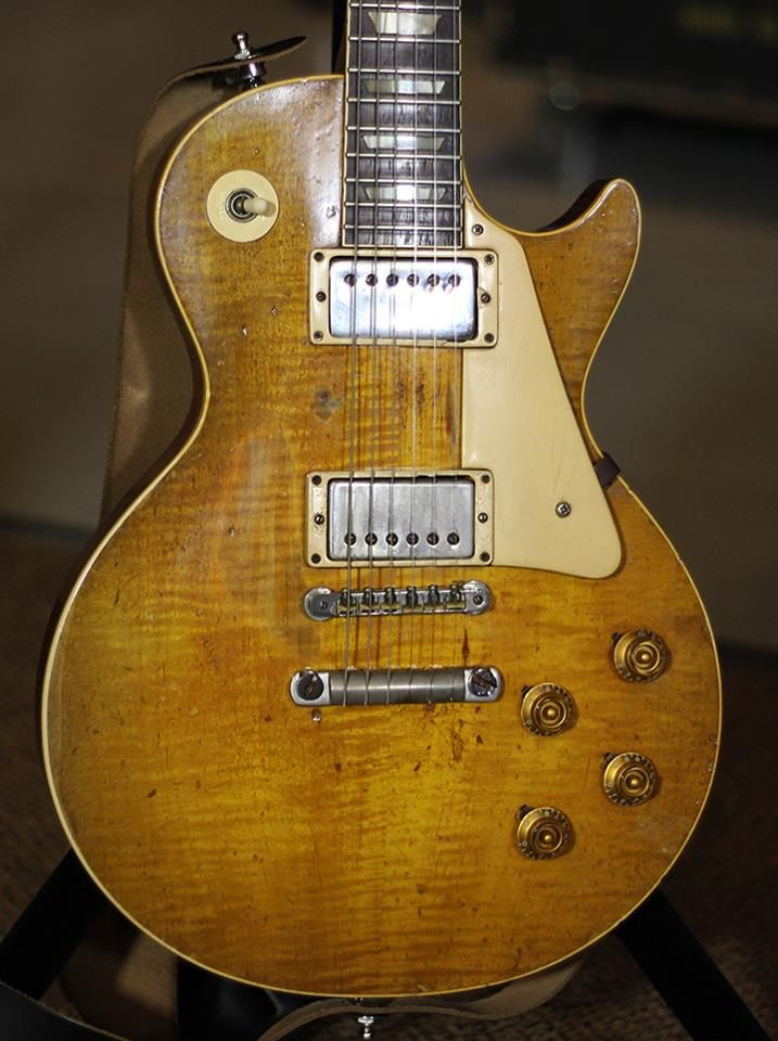 dating gibson les paul Ed romans gibson guitars resale value page although he has tried to pick up my girlfriend while i was in the an original 1959 gibson les paul flame top.