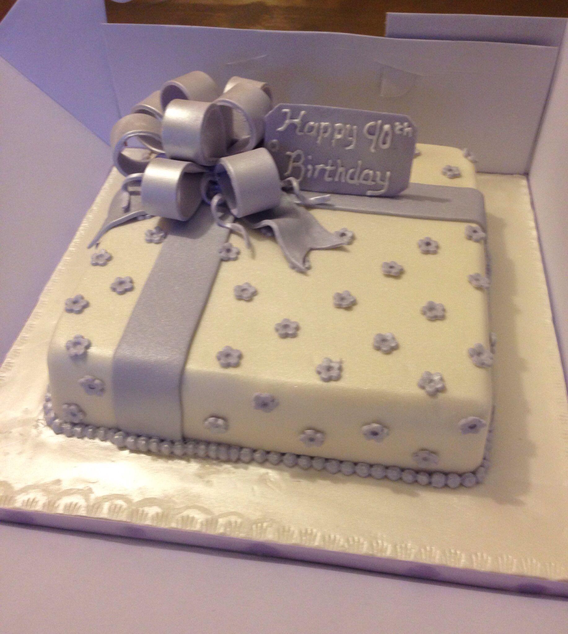Astounding Birthday Present Cake With Images Birthday Sheet Cakes Funny Birthday Cards Online Drosicarndamsfinfo