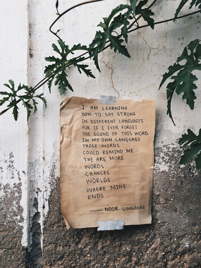 The Story Of Poetry At Unexpected Places Ft Fan Art Aesthetic Words Words Poetic Words