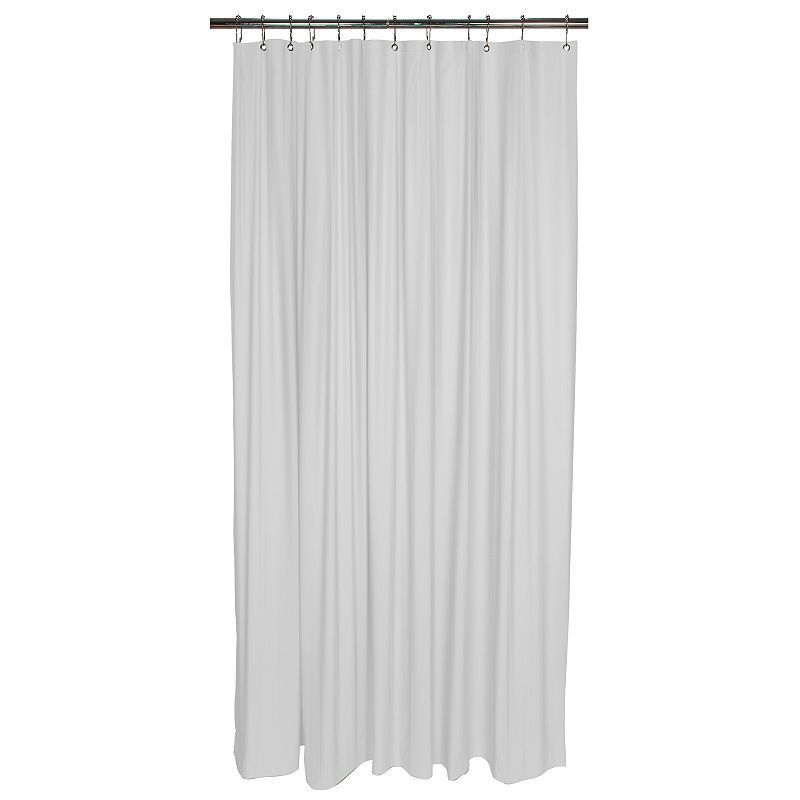 Bath Bliss Heavy Weight Mildew Resistant Shower Curtain Liner