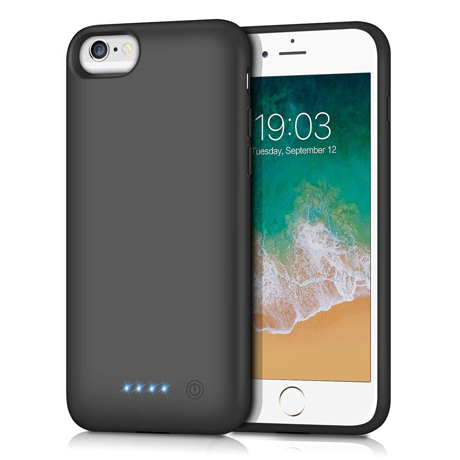 cover apple iphone 6 ricaricabile