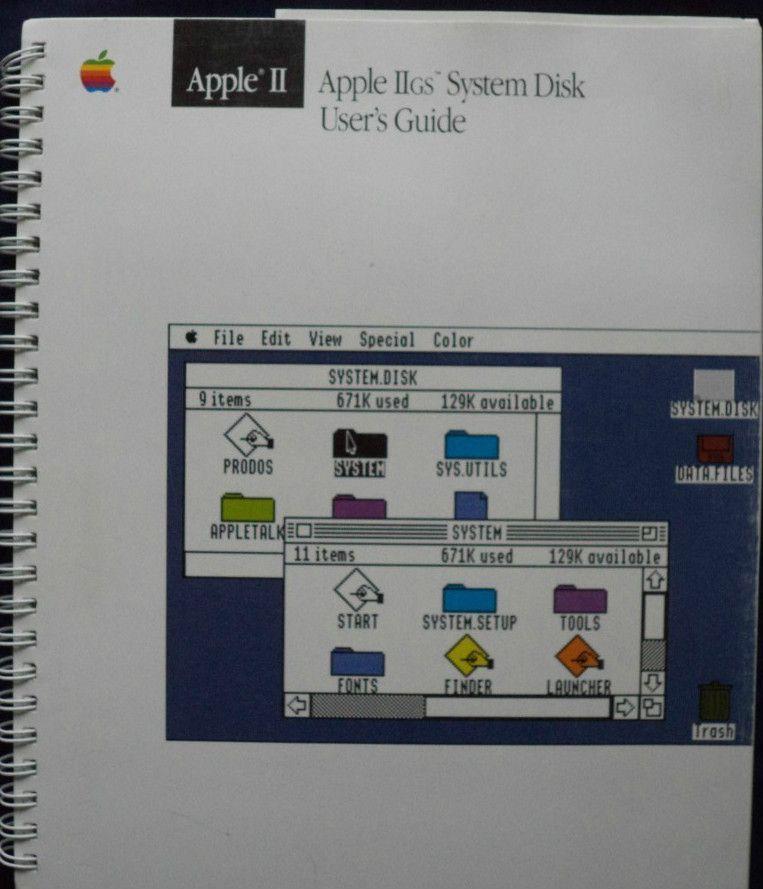 Apple Iigs Manuals