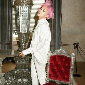 "More photos for G-Dragon's ""Harper's Bazaar"" photospread revealed"