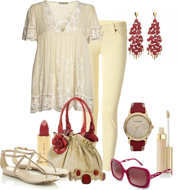 """""""T-Bar Sandals"""" by dgia ❤ liked on Polyvore"""
