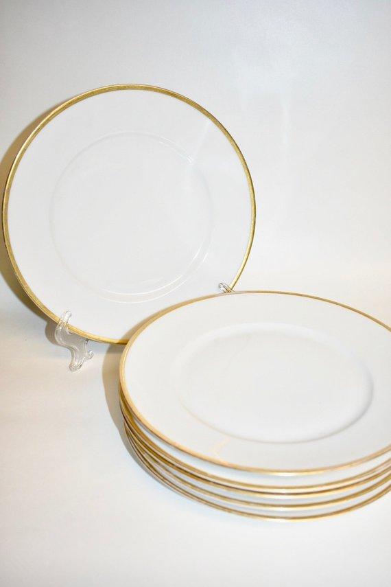 Truro Gold Dinnerware Gold Dinnerware Dinnerware Tableware Luxury Dinnerware