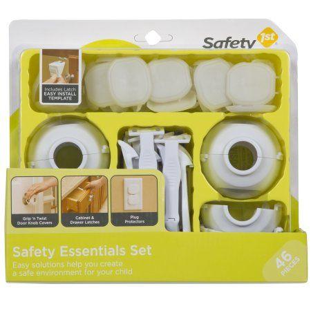 Safety 1st Essentials Child Proofing Kit 46 Piece