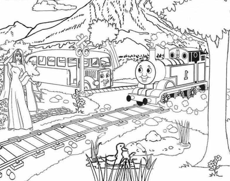coloring pages mountians | Coloring Pages Mountains - AZ Coloring ...