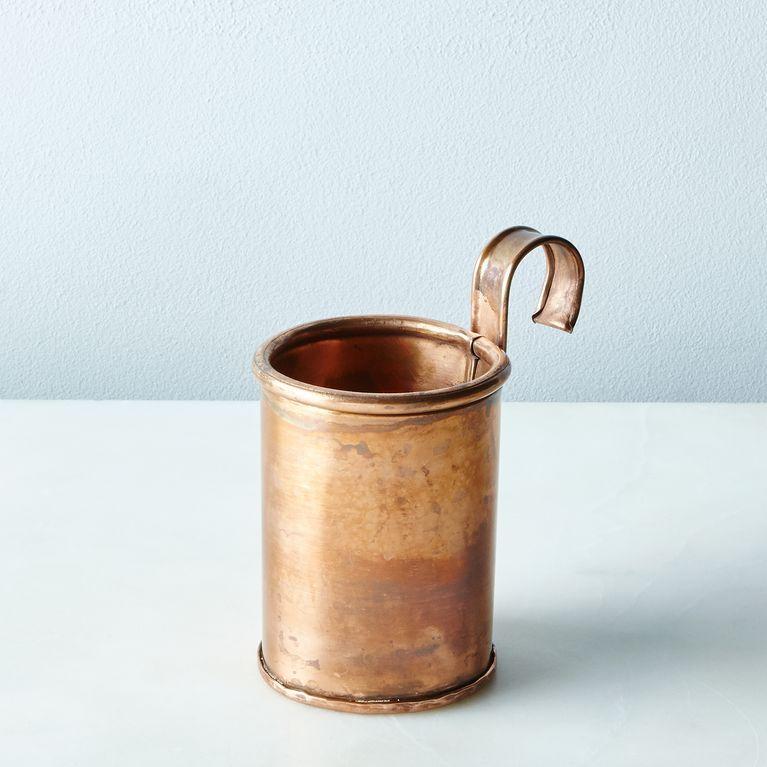 Copper Storage Cup