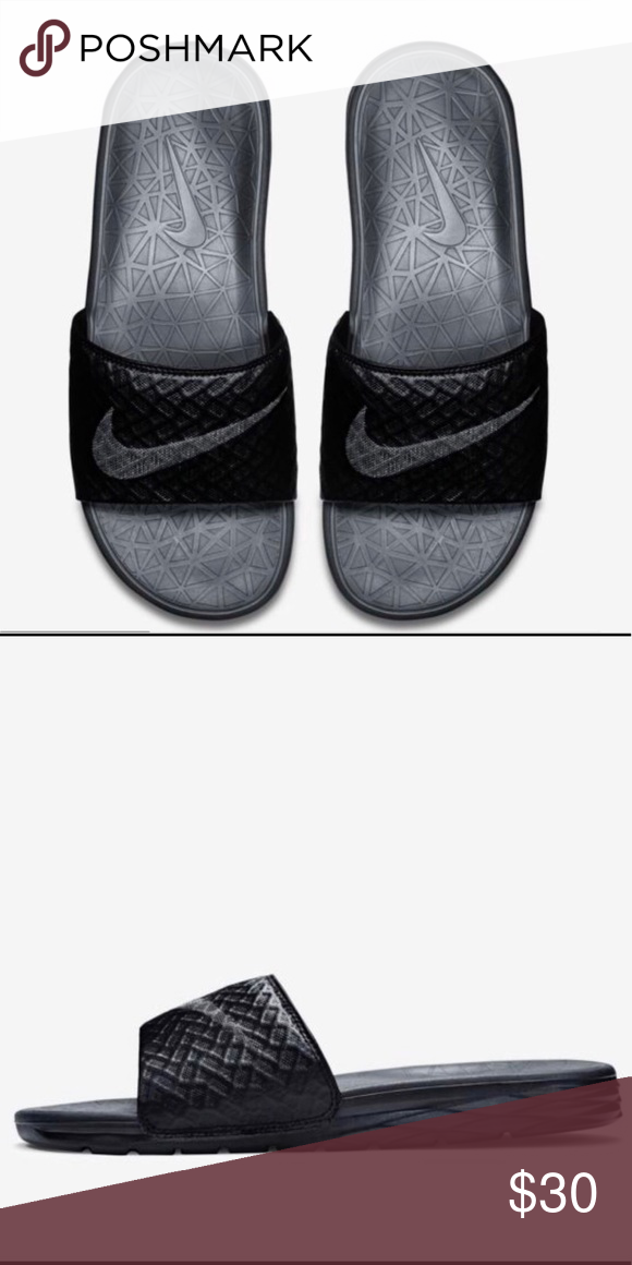 aa317c96bb3 Nike Slippers Nike men slippers Brand new/never worn Men size 6 ...