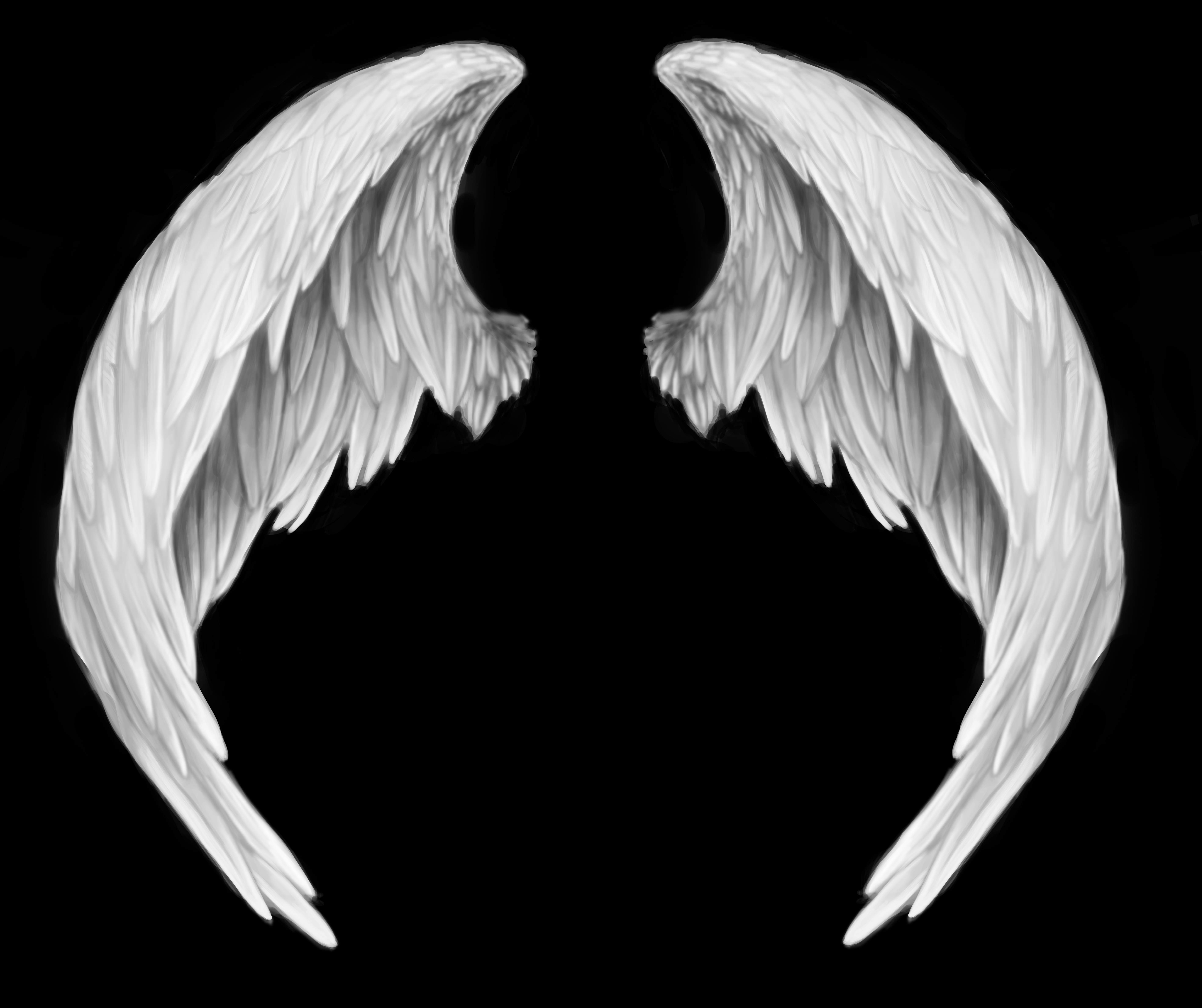 Pin By Design Gerald On Wings Angel Wings Png Wings Png White Angel Wings