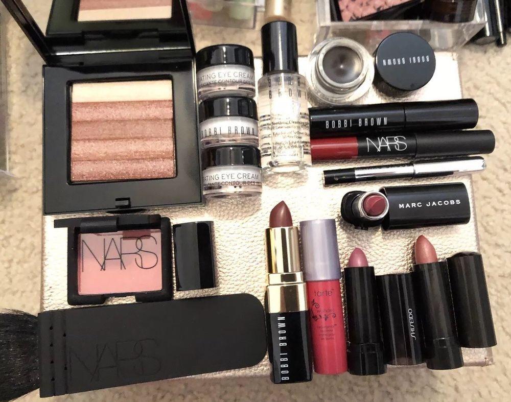 Mars, Bobbi Brown, Marc Jacobs Makeup Kit Set eBay