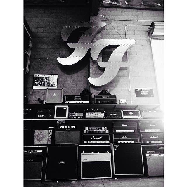 Foo Fighters....