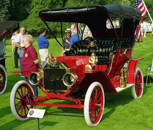 1909 Ford Model T touring   Ford models  Ford and Models 1909 Ford Model T With Over 950 Different Classic Cars  Not a Ford gurl but  dis is prudy kool