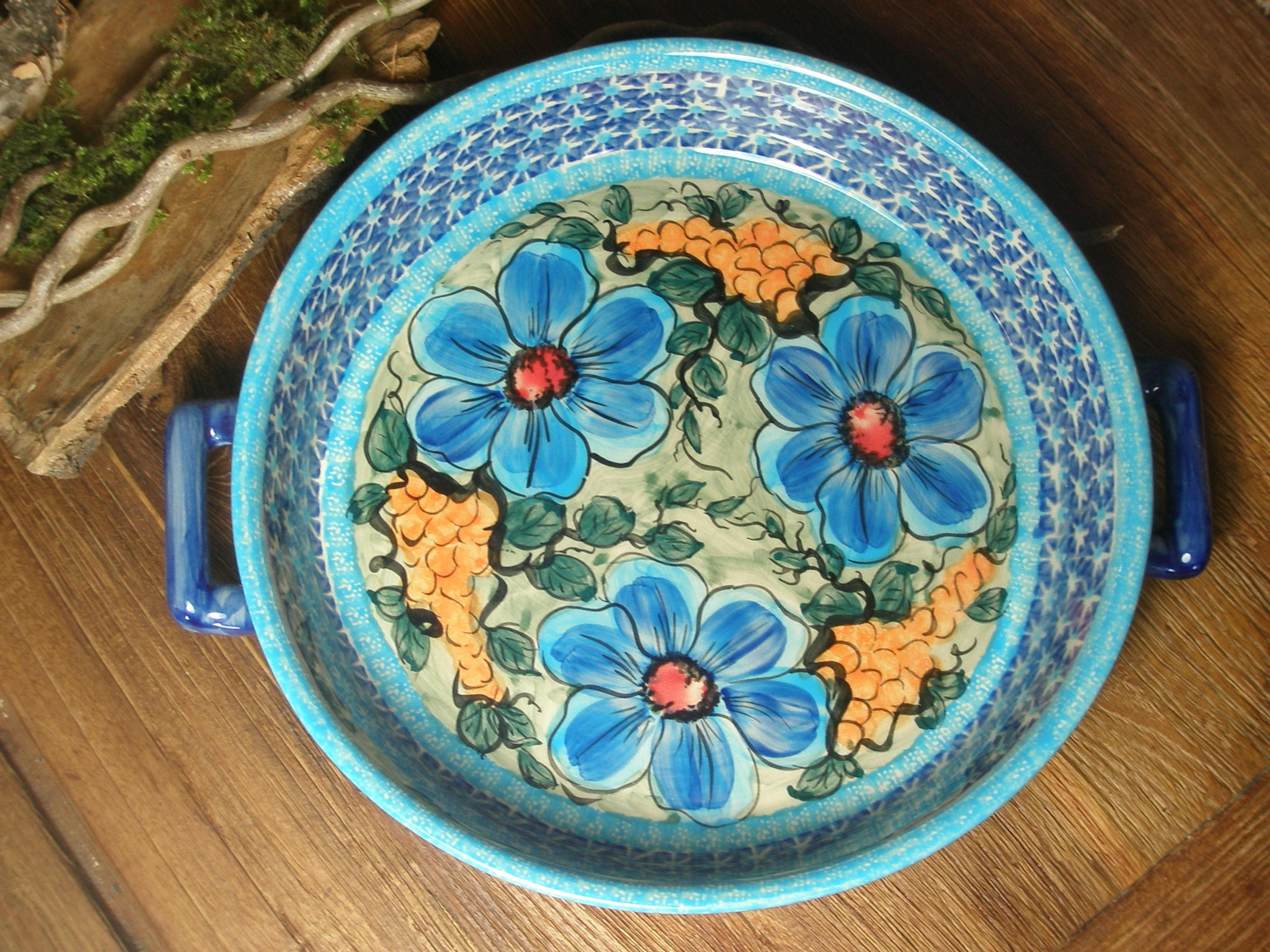 Most Of It Is Painted Nice Polish Pottery