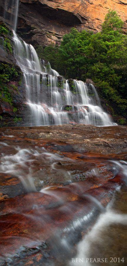 ˚Katoomba Falls - Australia