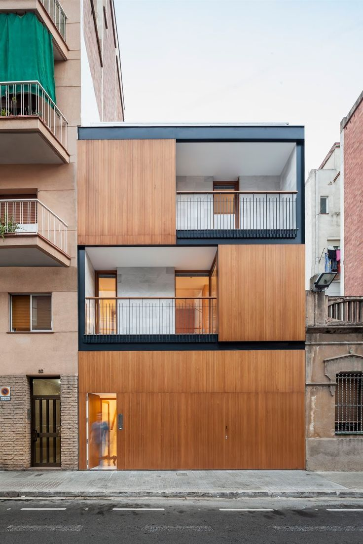 a f a s i a Alventosa Morell Arquitectes (Görüntüler ile