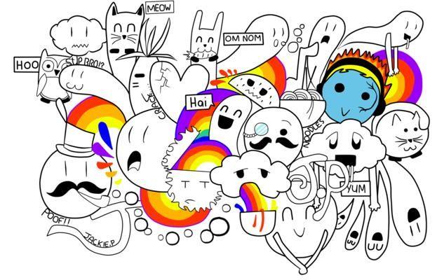 Doodle Easy Doodle Art Cute Doodle Art Doodle Drawings