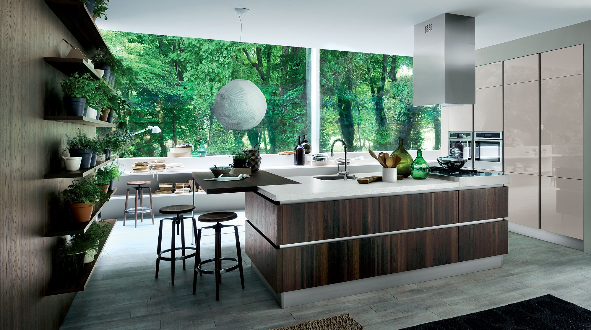 Cucina Oyster Essence | Veneta Cucine | arredamento | Pinterest ...