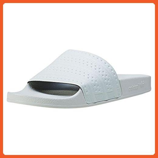 the latest d1ee3 68f7f adidas Adilette Unisex Slide Pastel Green - 6 UK - Athletic shoes for women  (Amazon Partner-Link)