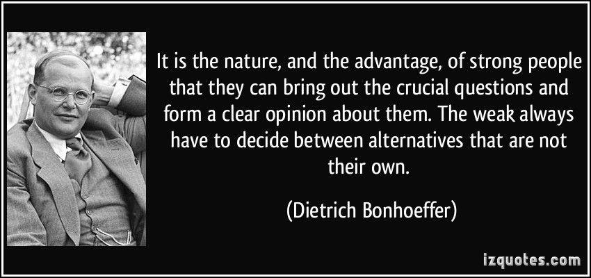 Bonhoeffer Quotes Inspiration Cheap Grace Dietrich Bonhoeffer Quotes QuotesGram Dietrich