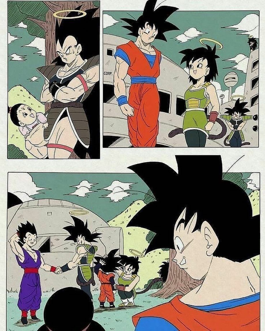 Family Reunion Follow Crazydbz For More Turn On Post Story Notifications Don T Forget To Anime Dragon Ball Super Dragon Ball Artwork Anime Dragon Ball