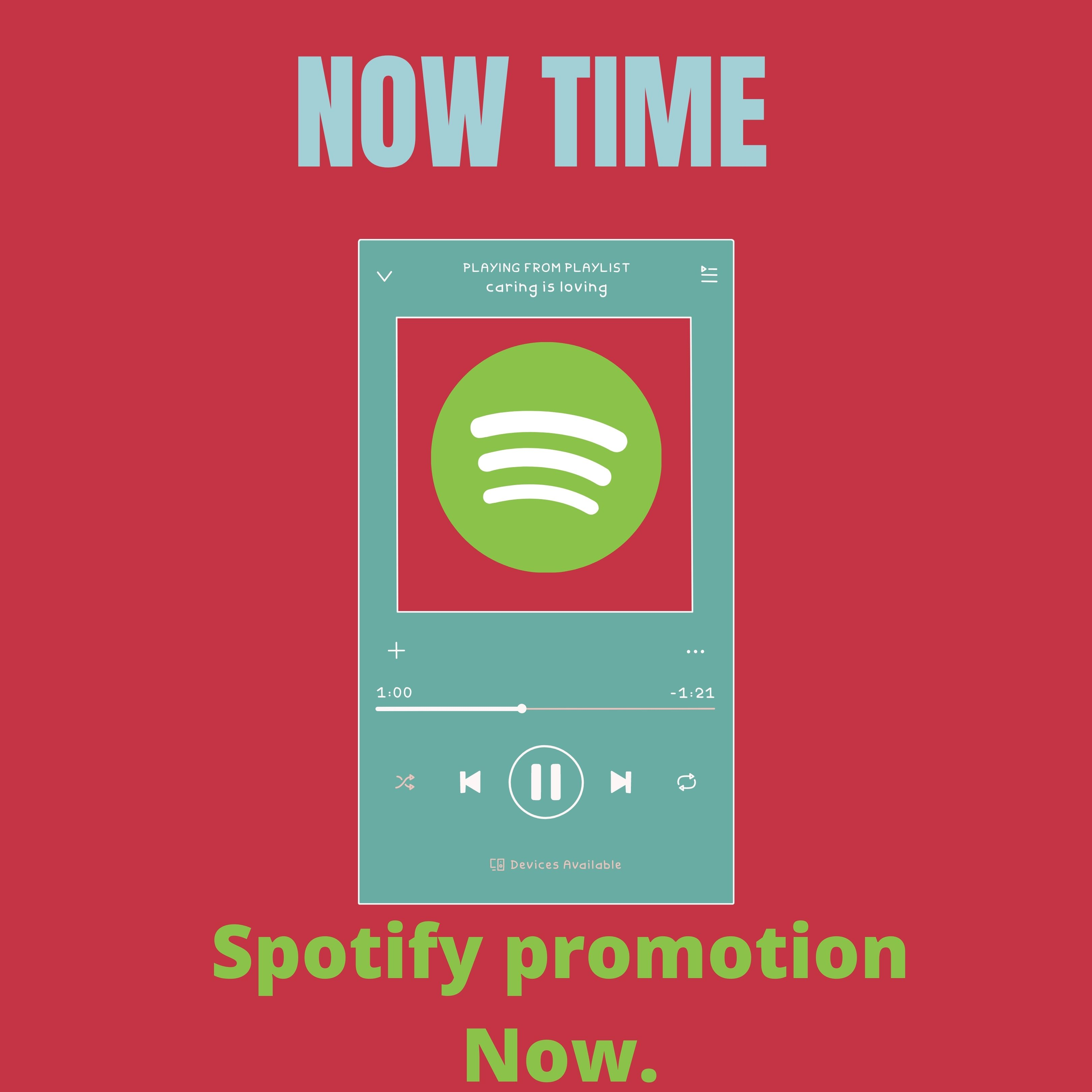 Promote Your Spotify Music Spotify Music Songwriting Spotify Premium