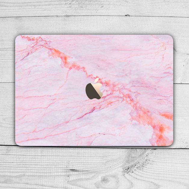 Funda Para Ordenador Efecto M 225 Rmol Rosa Pink Marble
