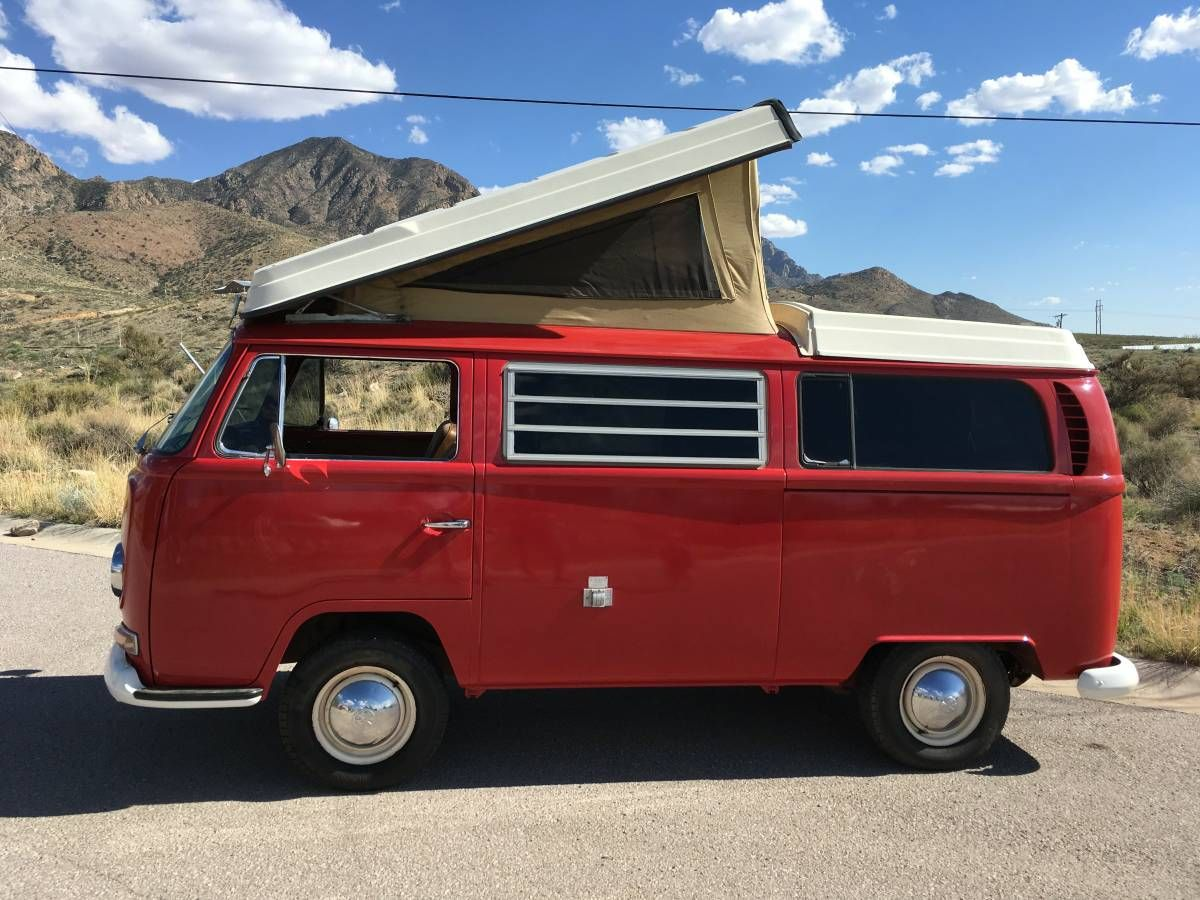 1969 Westfalia Las Cruces Nm Vw Bus Vw Bus Camper Campers For Sale