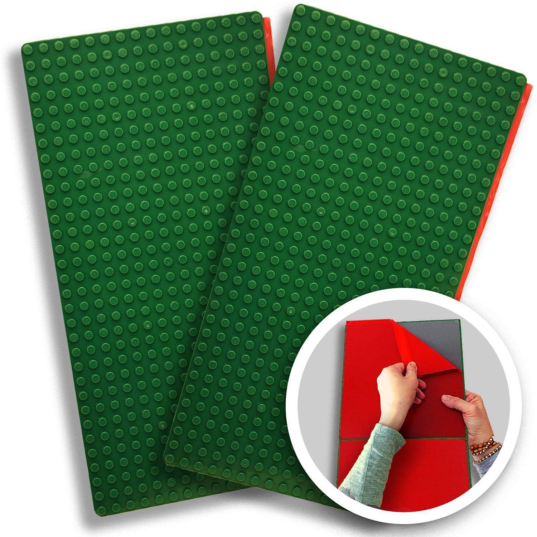 Peel 'n Stick Baseplates - 2 pack (10 | Jackson Thomas