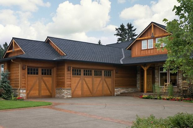 Http Cdn Homeadvisor Com Files Eid 37040000 37048410 2483051 Ddetail Jpg Cost Of Concrete Driveway Traditional Home Exteriors Driveway Installation