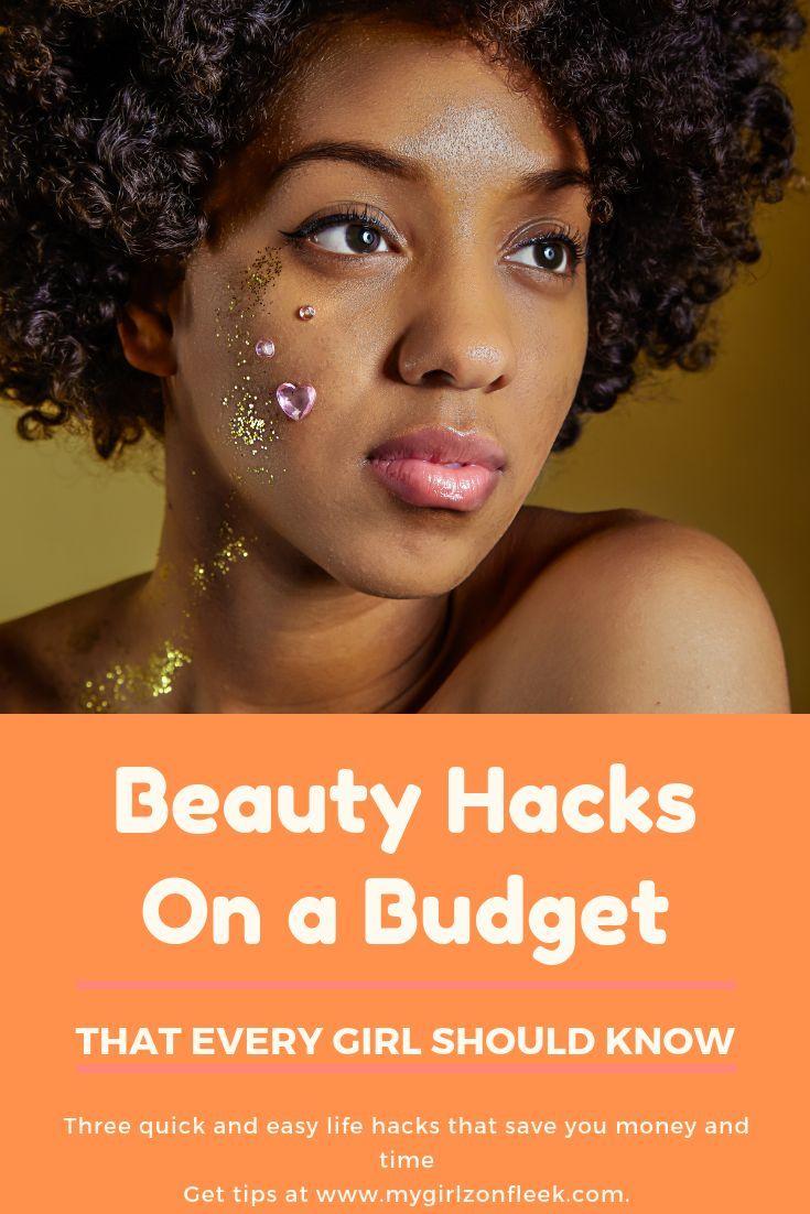 TOP THREE BUDGET BEAUTY TIPS -   15 makeup Beauty budget ideas