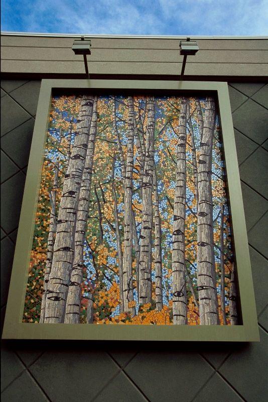 Jennifer Haley Colorado Mills Lakewood Co With Images Mosaic Lakewood