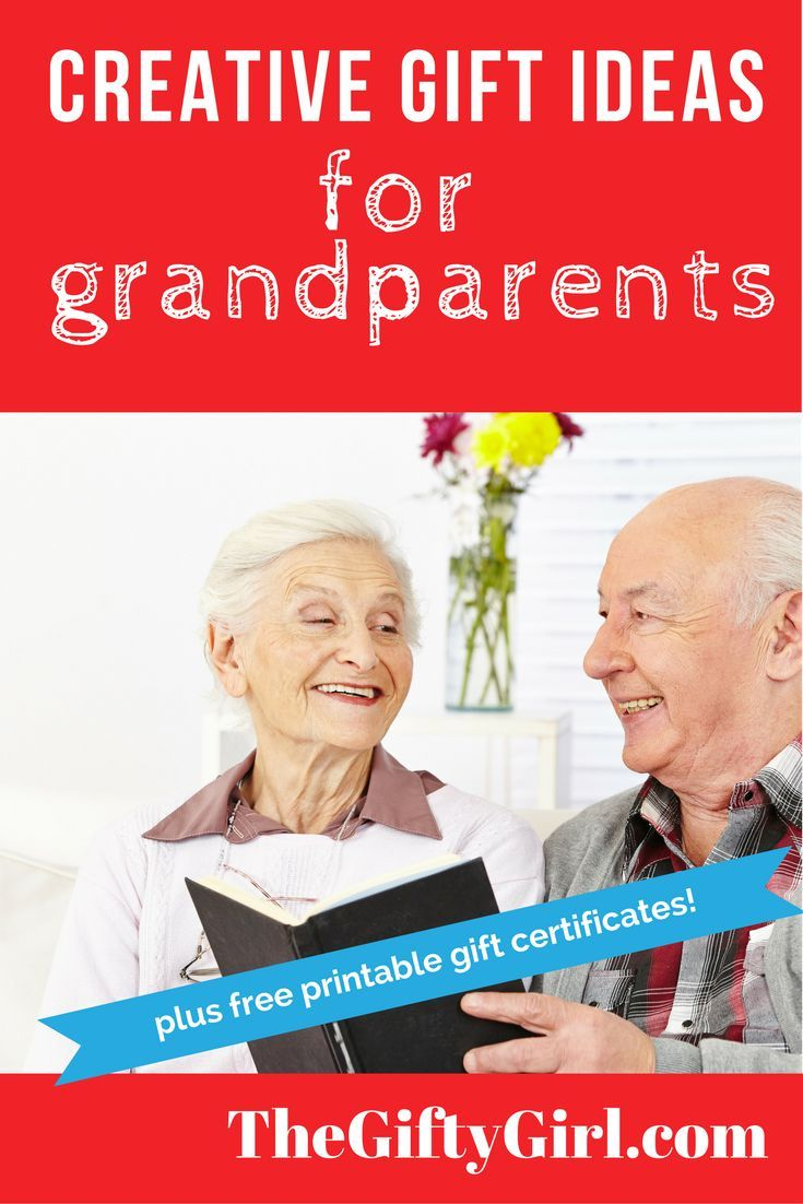 creative gift ideas for grandparents older parents and seniors - Christmas Gifts For Older Parents