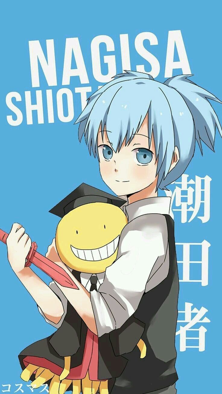 Pin by Nagisa Shiota on Nagisa Anime character names