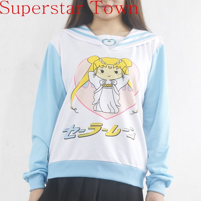 Check lastest price Japanese Kawaii Clothes Anime Women