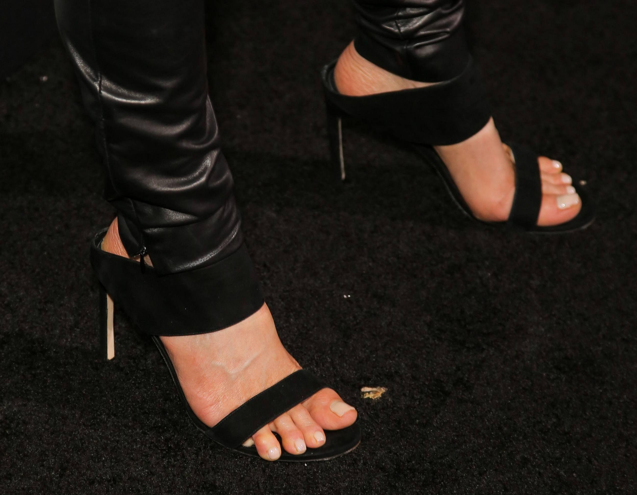 Beckinsale feet kate CelebrityGala: Kate