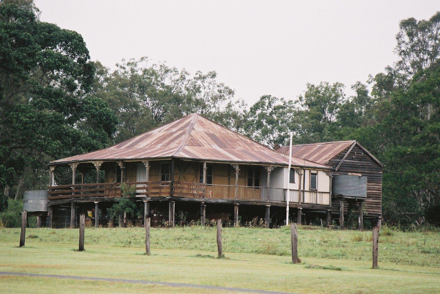 Old Farm House Queensland Queenslander House