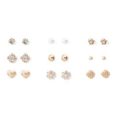 I Really Want Some Small Dainty Earrings For My First And Second
