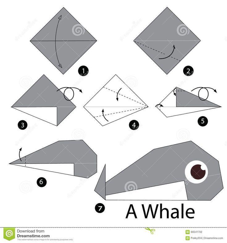 Photo of 3D Origami Schwan Mehr – origamileicht.tk | Origami Leich
