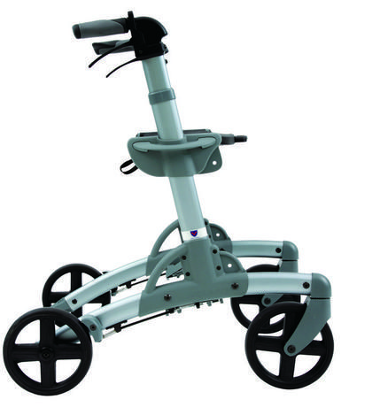 Mini Trampoline With Safety Bar The Top Rollator Walkers Mobility Walkers Walker For