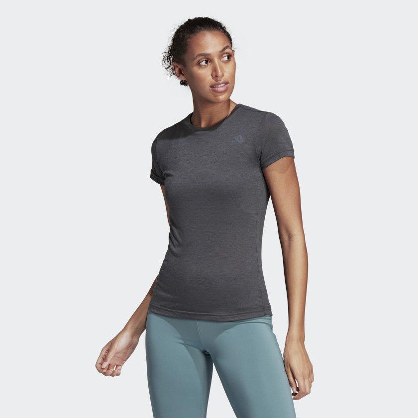 FreeLift Prime Tee | Dream Closet | Adidas, Grey, Shirts