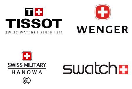 Swiss watch logos - Art and design inspiration from around ...