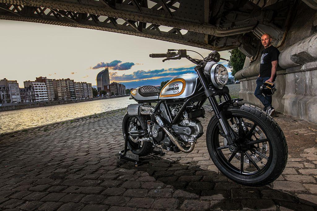 Ducati Scrambler Krugger -9-