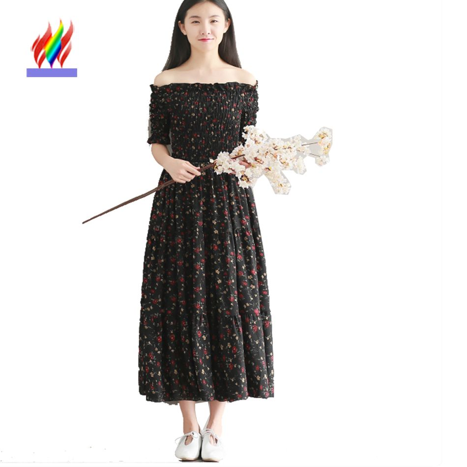 Cheap long vintage dresses Buy Quality vintage dress directly from