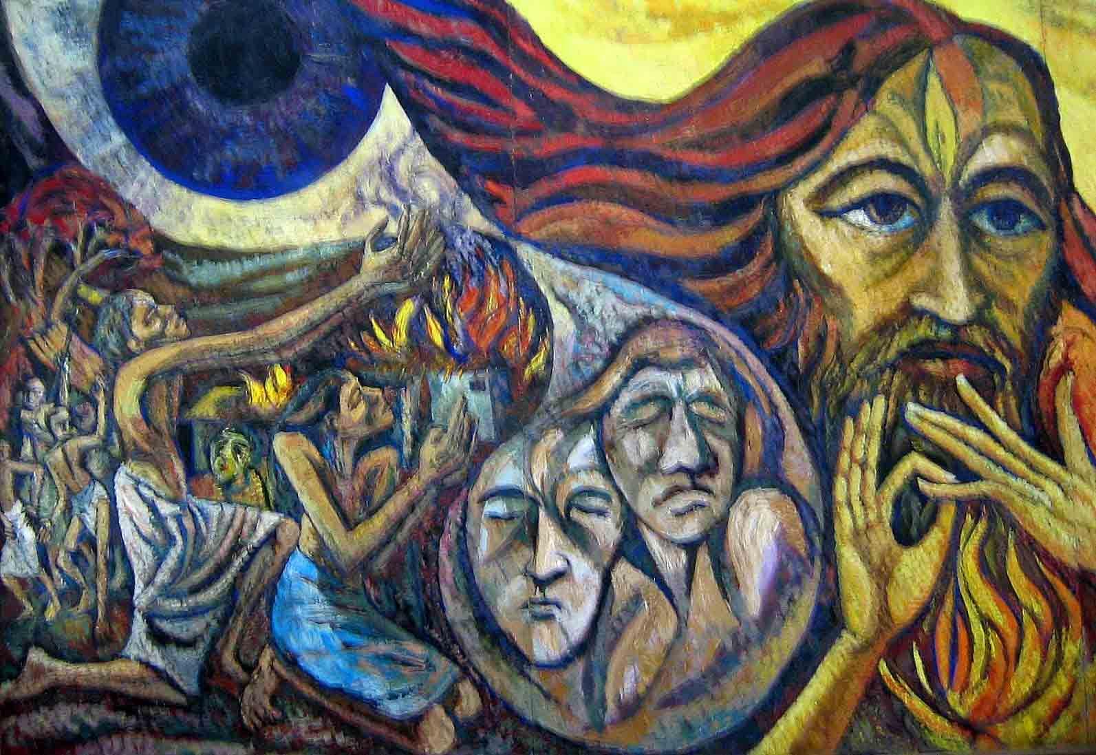 Jyoti Sahi Paintings