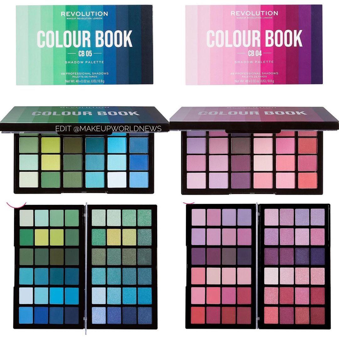 3 410 Likes 81 Comments Makeupworldnews Makeupworldnews On Instagram New Palettes Makeuprevolution New Colour Block Eyesha Makeuprevolution