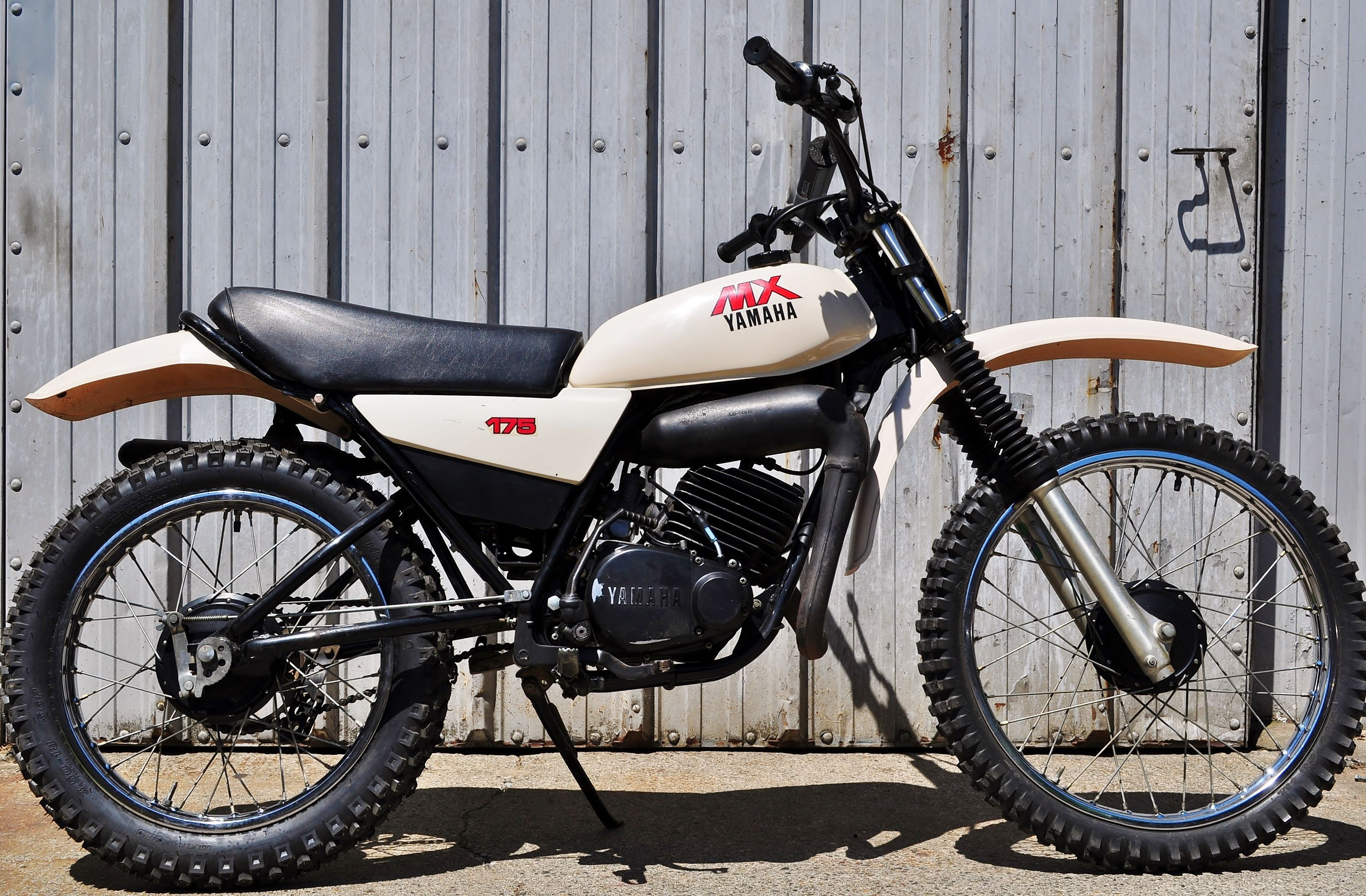 1979 yamaha mx175 motos enduro pinterest
