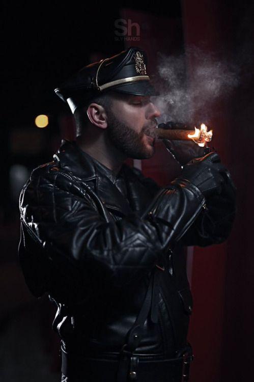 Guys smoking fetish