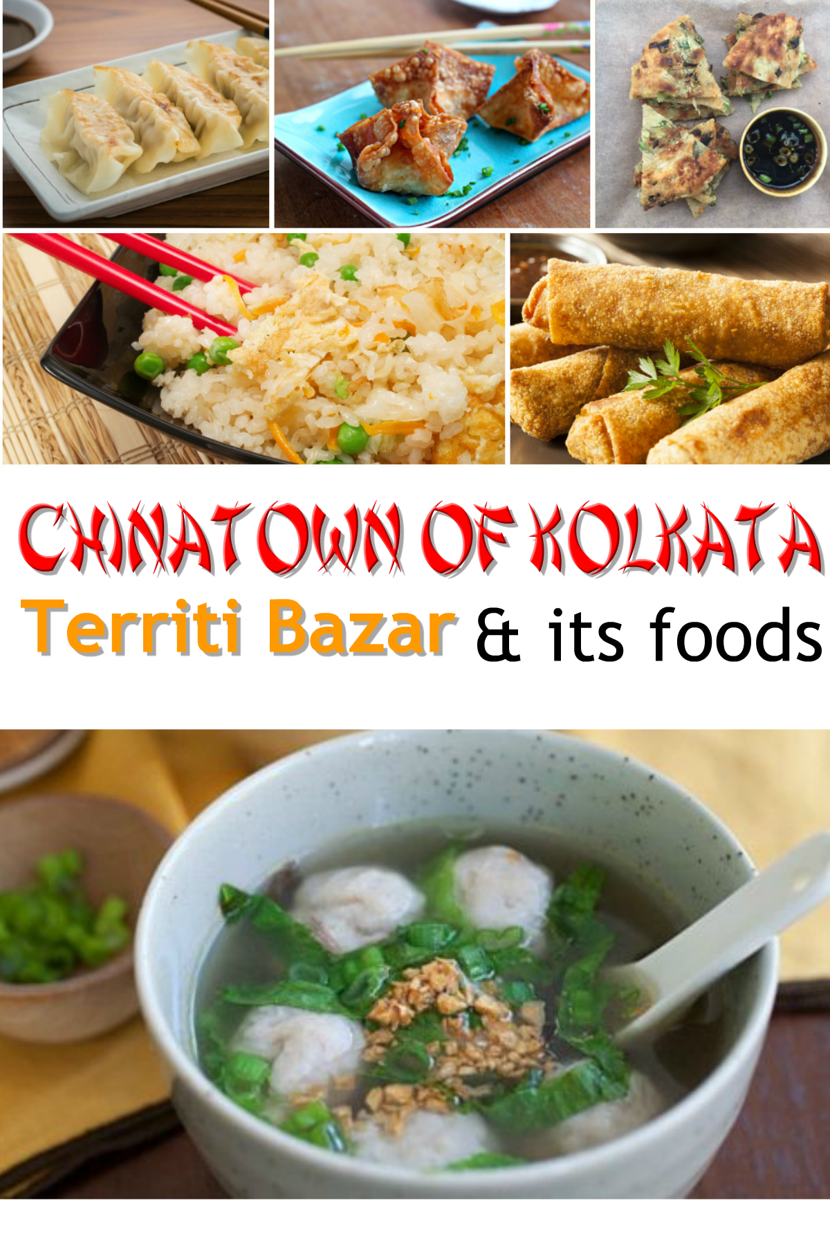 Chinatown Of Kolkata Territi Bazar And Its Foods Food Online Food Momos Recipe